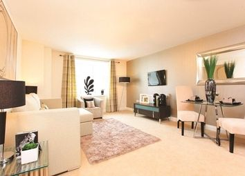 Thumbnail 2 bed flat to rent in Robinson Court, 19 Chalfont Road, London