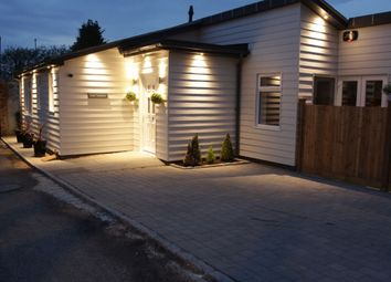 Thumbnail 2 bed bungalow for sale in Swanley Village Road, Swanley