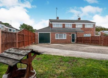 Thumbnail 4 bed semi-detached house for sale in Bury St. Edmunds, Suffolk