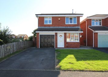 Thumbnail 3 bed detached house for sale in Mariners Close, Fleetwood