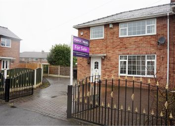 Thumbnail 3 bed semi-detached house for sale in Pentland Place, Warrington