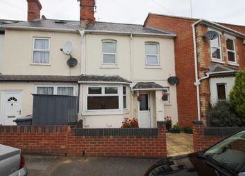 Thumbnail 2 bedroom terraced house to rent in Pangbourne Street, Reading