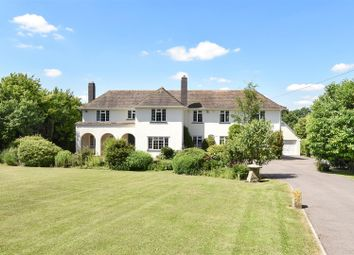 Thumbnail 6 bed detached house for sale in Challow Road, East Challow, Wantage