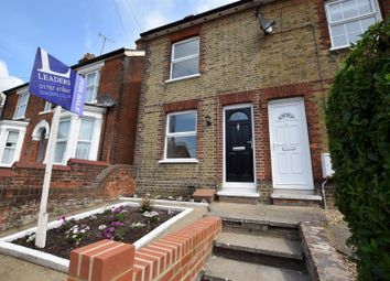 Thumbnail 2 bed end terrace house for sale in Colchester Road, Halstead