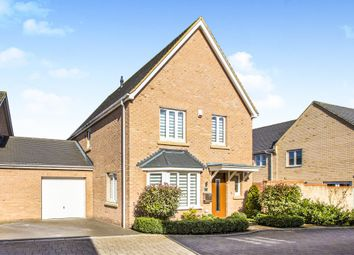 4 bed detached house for sale in The Runnells, St. Neots PE19