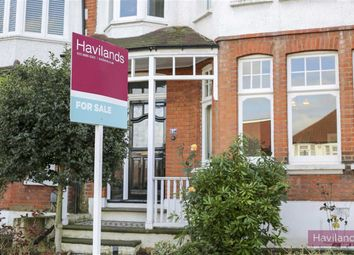 Thumbnail 4 bed terraced house for sale in Bourne Hill, Palmers Green, London