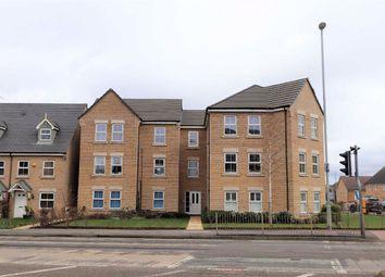 Thumbnail 2 bed flat for sale in Kestrel Way, Leighton Buzzard