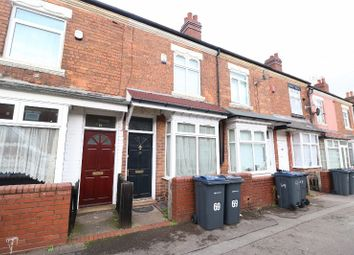 Thumbnail 2 bed terraced house for sale in Markby Road, Winson Green, West Midlands