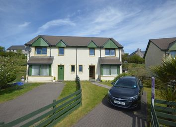 Thumbnail 3 bedroom semi-detached house for sale in Riverside Court, Tobermory, Isle Of Mull