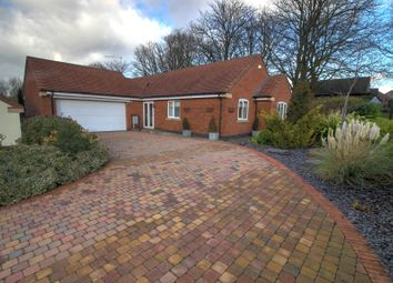 Thumbnail 3 bed bungalow for sale in Forest View, Botcheston, Leicester