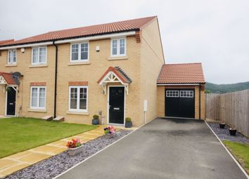 Thumbnail 3 bed semi-detached house for sale in Linnet Close, Guisborough