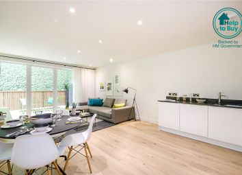 Thumbnail 2 bed flat for sale in The Northern Quarter, 50 Capitol Way, London