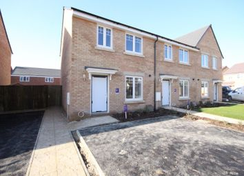 Thumbnail 3 bed end terrace house for sale in Saywell Crescent, Eynsham