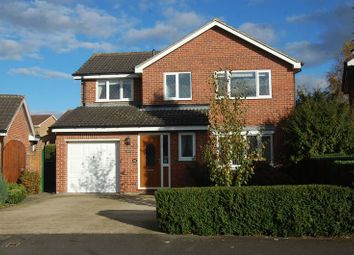 Thumbnail 3 bed detached house for sale in Thornbrough Road, Northallerton