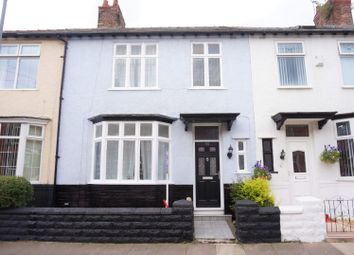 Thumbnail 3 bed terraced house for sale in Hampstead Road, Liverpool