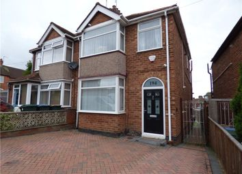 3 bed semi-detached house for sale in Sullivan Road, Coventry, West Midlands CV6