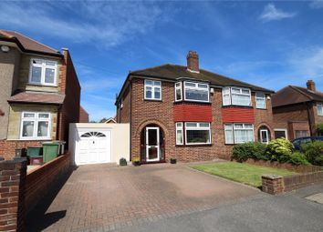 Thumbnail 3 bed semi-detached house for sale in Marina Drive, Welling, Kent