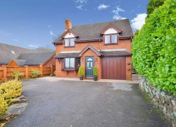 Thumbnail 5 bedroom detached house for sale in Greenway Hall Road, Stockton Brook, Stoke-On-Trent