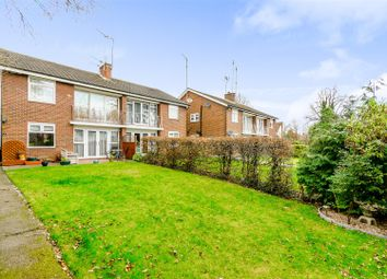 Thumbnail 2 bed flat for sale in Hermitage Close, Enfield