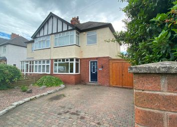 Thumbnail 3 bed semi-detached house for sale in Upperby Road, Carlisle