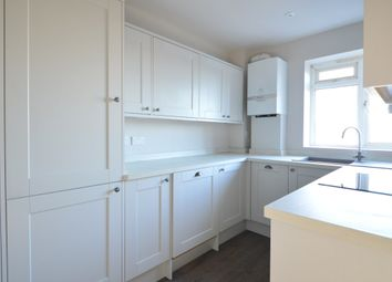 Thumbnail 3 bed flat to rent in Guyscliff Road, London