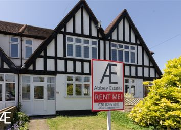 Thumbnail 3 bed terraced house to rent in Hill Close, Chislehurst, Kent