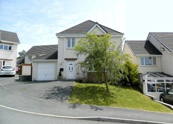 Thumbnail 3 bed detached house for sale in Bryn Deri Close, Adpar, Newcastle Emlyn