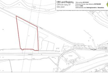 Thumbnail Land for sale in Canal Lane, West Stockwith, Doncaster