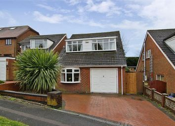 Thumbnail 3 bed detached house for sale in Cumberledge Hill, Cannock Wood, Rugeley