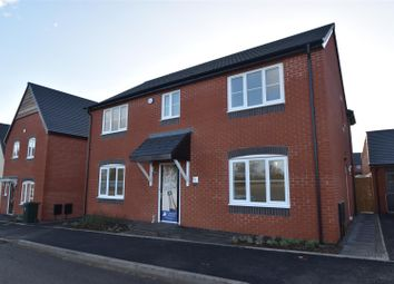 Thumbnail 4 bed detached house for sale in Mercia Way, Kempsey, Worcester
