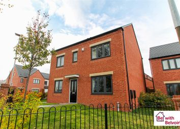 Thumbnail 4 bed detached house for sale in Sidwick Crescent, Ettingshall, Wolverhampton