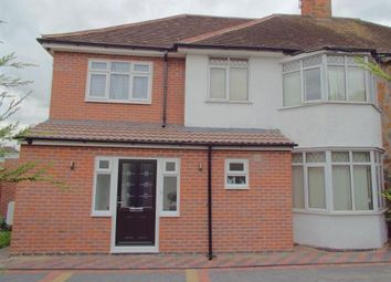 Thumbnail 5 bed semi-detached house for sale in Scraptoft Lane, Leicester, Leicestershire