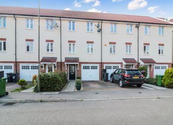 Thumbnail 4 bed terraced house for sale in Robinia Road, Broxbourne