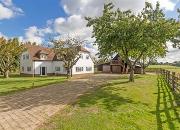Thumbnail 4 bed detached house for sale in Spade Lane, Hartlip, Sittingbourne