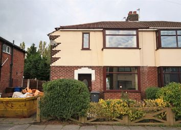 Thumbnail 3 bed semi-detached house for sale in Green Avenue, Tyldesley, Tyldesley, Lancashire