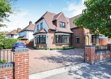 Thumbnail 4 bed detached house for sale in Thorpe Bay, Essex, .