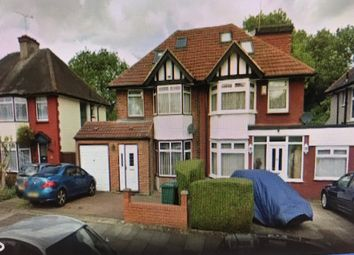 Thumbnail 3 bed semi-detached house to rent in Farm Road, Edgware, Middlesex