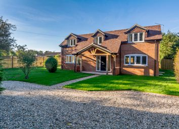 Thumbnail 4 bed detached house to rent in Binfield Heath, Henley-On-Thames