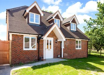 Thumbnail 4 bed detached house for sale in Glendown Gardens, Winchester Road, Ropley, Alresford