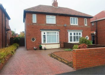 Thumbnail 2 bed semi-detached house for sale in Westhope Close, South Shields