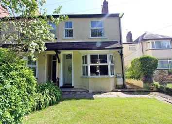 Thumbnail 3 bed semi-detached house for sale in Miskin Road, Miskin, Pontyclun, Rhondda, Cynon, Taff.