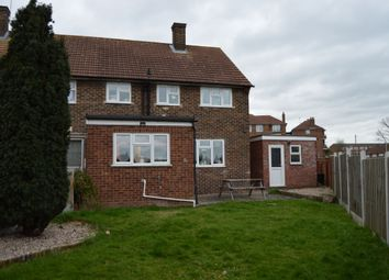 Thumbnail 3 bed end terrace house for sale in Dartfields, Harold Hill, Romford