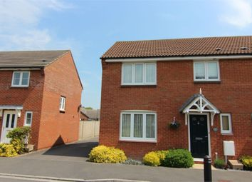 Thumbnail 3 bed semi-detached house for sale in Willow Close, St. Georges, Weston-Super-Mare