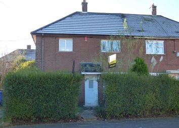 Thumbnail 3 bed semi-detached house for sale in Tawney Crescent, Meir, Stoke-On-Trent