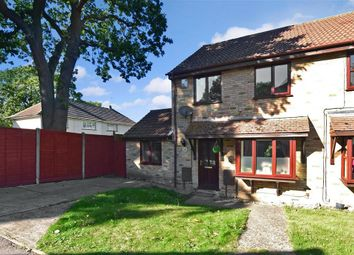 Thumbnail 4 bed end terrace house for sale in Moonstone Drive, Lords Wood, Chatham, Kent