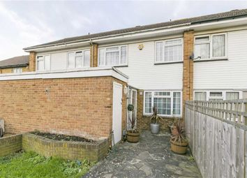 Thumbnail 3 bed terraced house for sale in Bloomsbury Close, Epsom, Surrey