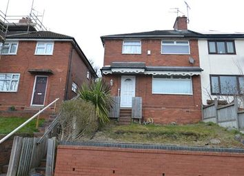 Thumbnail 3 bed end terrace house to rent in Beverley Road, West Bromwich, Birmingham