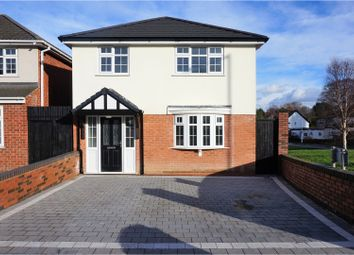 Thumbnail 3 bed detached house for sale in Barnham Drive, Liverpool