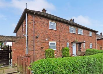 Thumbnail 2 bed semi-detached house for sale in Aylesbury Road, Bentilee, Stoke-On-Trent