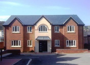 Thumbnail 2 bed flat for sale in Gwenlly's Court, Holywell, Flintshire